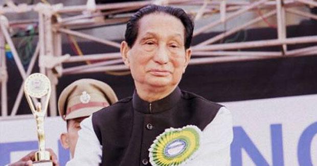 Odisha Governor SC Jamir