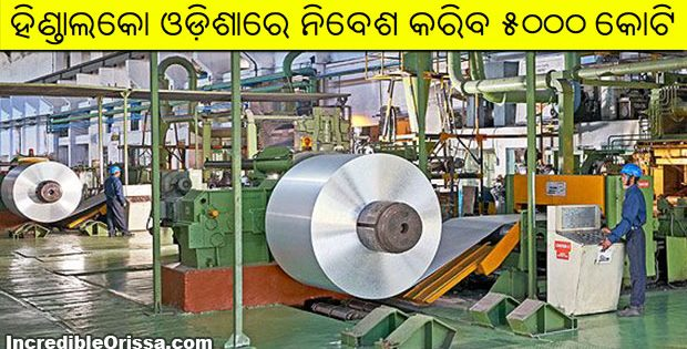 Odisha Hindalco investment