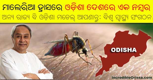 Odisha Malaria
