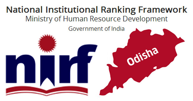 Odisha NIRF Top 100 rankings