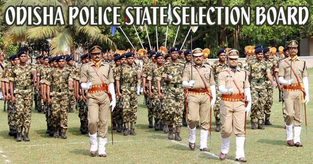 Odisha Police State Selection Board