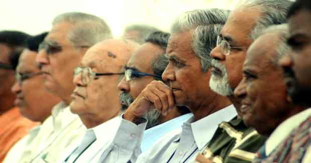 Odisha Senior Citizens