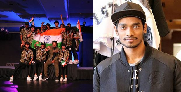 Odisha boy Dance World Cup