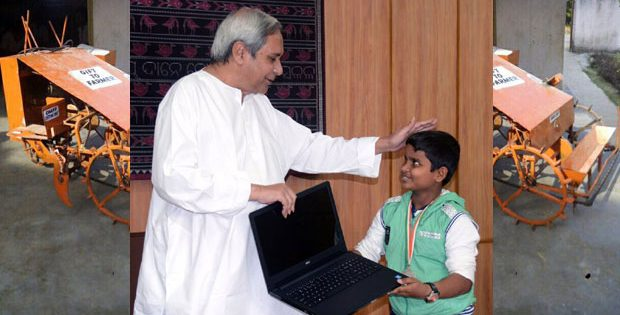 Odisha boy National Child Award