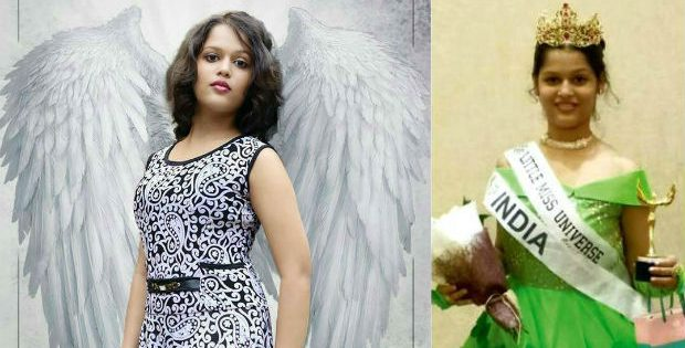 Odisha girl Little Miss Universe