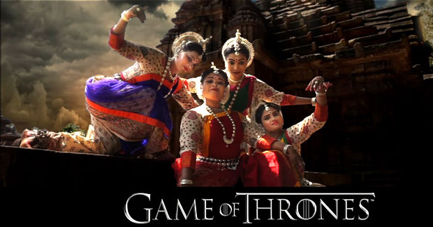 Odissi dance Game of Thrones theme song