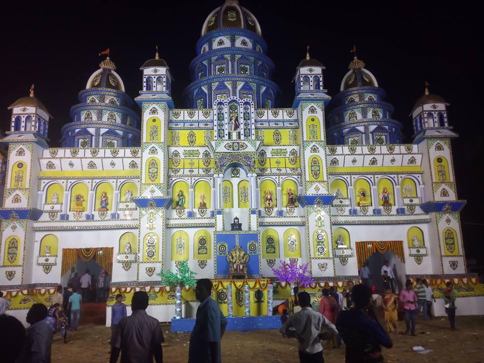 Paradip Vishwakarma Puja