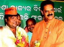 Pintu Nanda in BJP