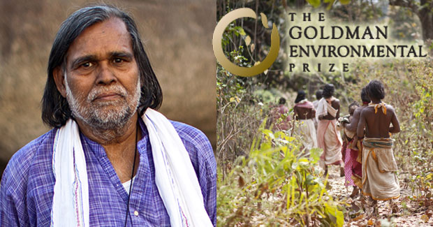 Prafulla Samantara Goldman Environmental Prize