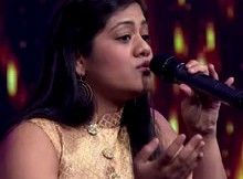 Pragya Patra in The Voice India