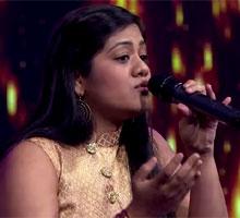 Pragya Patra in The Voice India