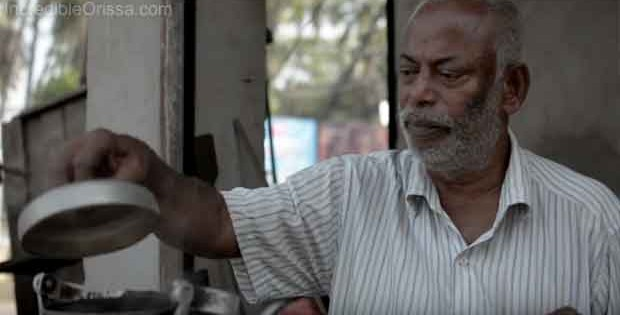 D Prakash Rao Cuttack Tea Seller
