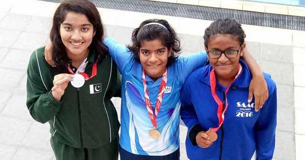 Pratyasha Ray swimmer