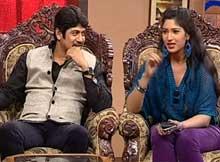 Pritiraj and Sonali odia actors