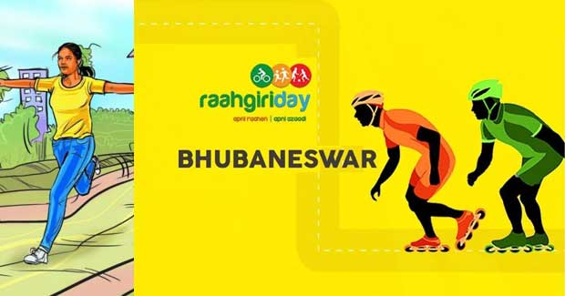 Raahgiri Day in Bhubaneswar