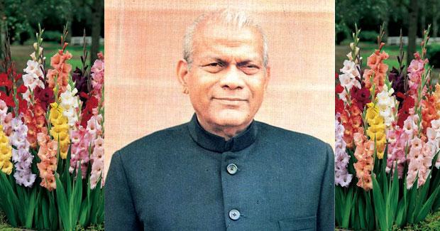 Rabi Ray first Lok Sabha speaker from Odisha
