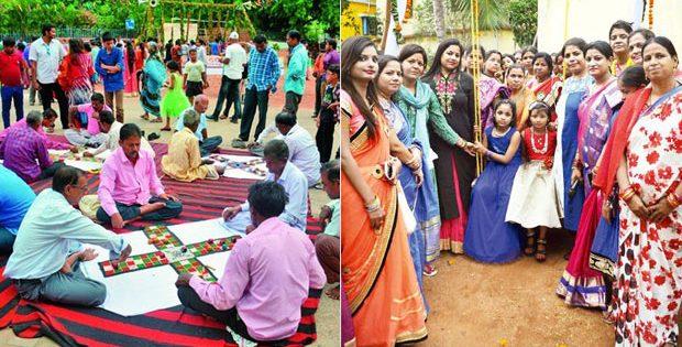Raja festival in Bhubaneswar