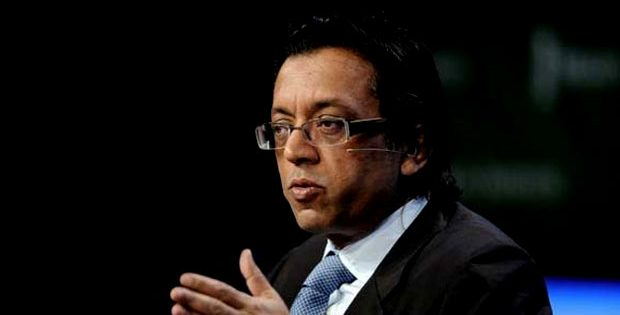 Rajeev Misra Softbank