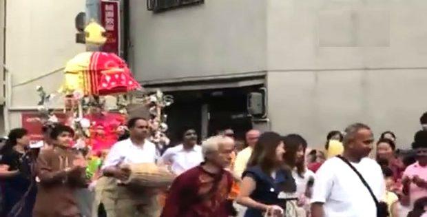 Rath Yatra in Japan