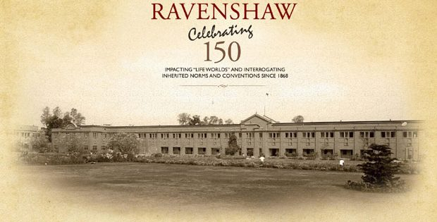 150 years of Ravenshaw University