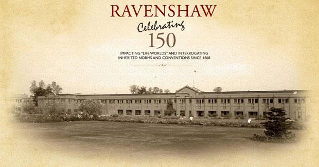 150 years of Ravenshaw University
