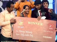 Rituraj Mohanty India's Raw Star Winner