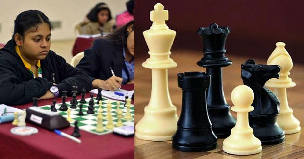 Rutumbara Bidhar chess