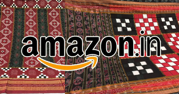 Sambalpuri saree Amazon