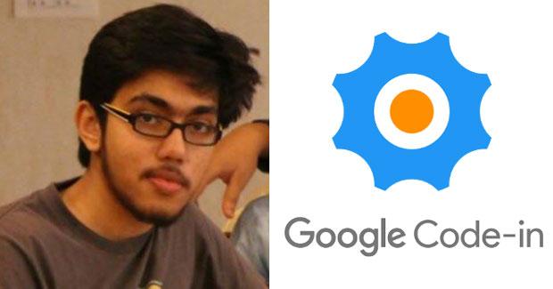 Sampriti Panda Google Code‑in