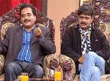 Sarat Nayak and Basant Raj Samal