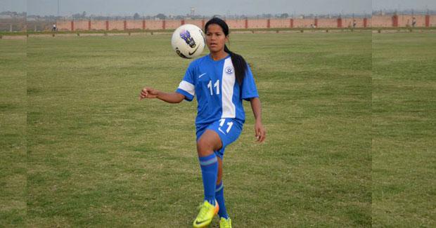 Sasmita Malik Woman Footballer of the Year