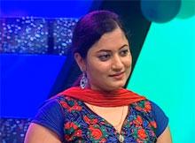 Sasmita Mishra singer