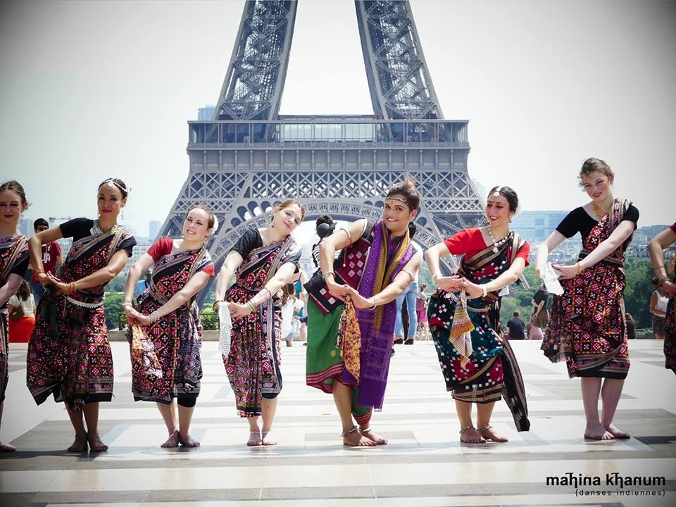 Saswat Joshi Sambalpuri Eiffel Tower