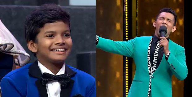 Satyajeet Jena No 1 contestant on Sa Re Ga Ma Pa Lil Champs