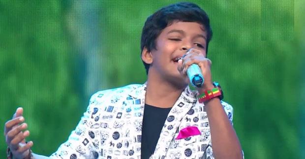 Satyajeet Jena singing