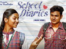 School Diaries music video