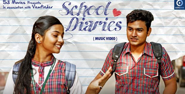 School Diaries music video