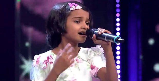 Shaktiswaroopa Panda Sa Re Ga Ma Pa Lil Champs