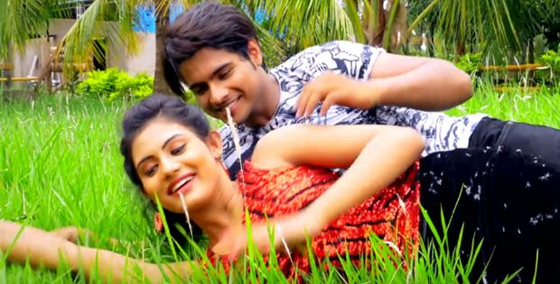 Shraddha and Rajesh in Mitha Mitha odia film