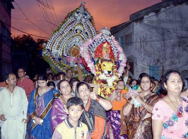 Sital Sasthi in Odisha