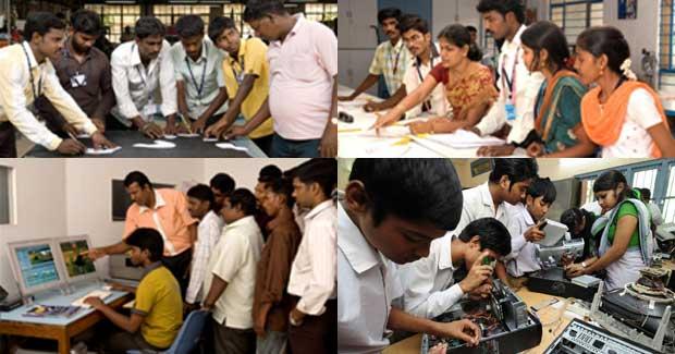 Skilled in Odisha