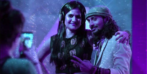 Sona Mohapatra and Rituraj Mohanty