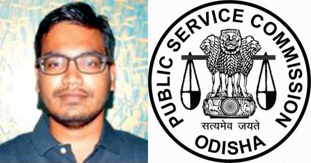 Sourav Das OAS Exam Topper