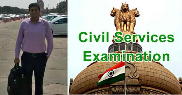 Suman Sourav Mohanty IAS