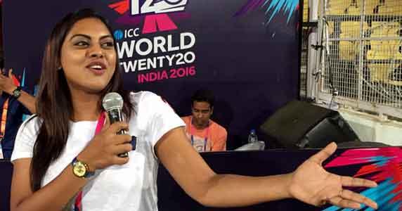 Sunita Garabadu anchor