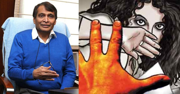 Suresh Prabhu helps girl