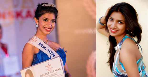 Swati Mishra Miss Teen Global 2016 1st runner-up