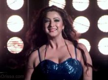 Sweety Chhabra in odia movie Tiger