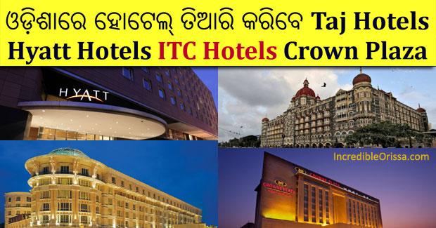 Taj Hotels in Odisha