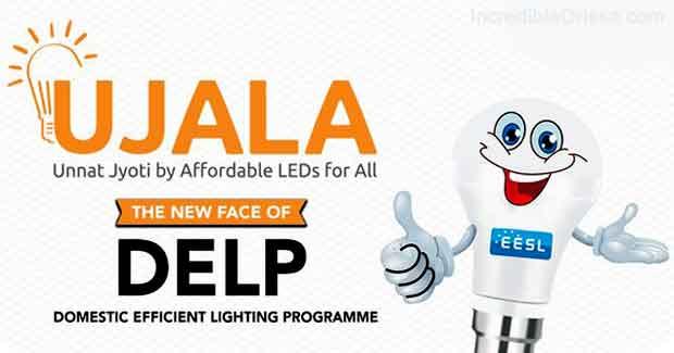 UJALA scheme in Odisha